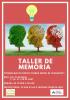 Cartell taller de memòria