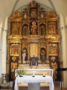 Retaule de Sant Pere