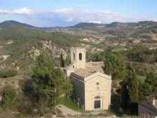 Església de Santa Fe de Calonge